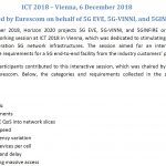 ICT 2018 – Summary of Results