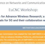5GinFIRE at EMPOWER Workshop (EUCNC 2019)